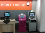 Top up machines